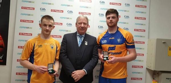Tiebreaker decides the winner in Kingscourt Junior Doubles All Ireland Handball
