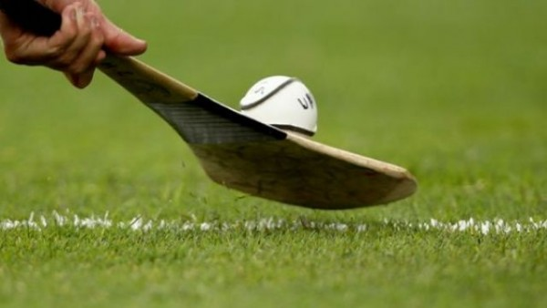 The weeks adult hurling results