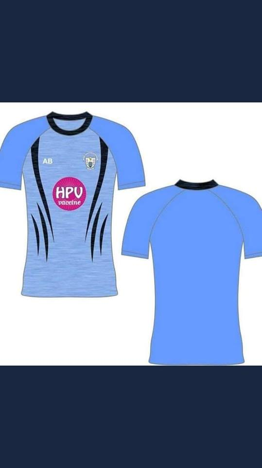 Clooney Quin GAA lend support to The #HPVvaccine Awareness Campaign