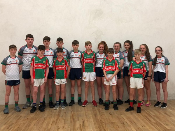 Clooney Quin Féile Handball all set for Cork this weekend