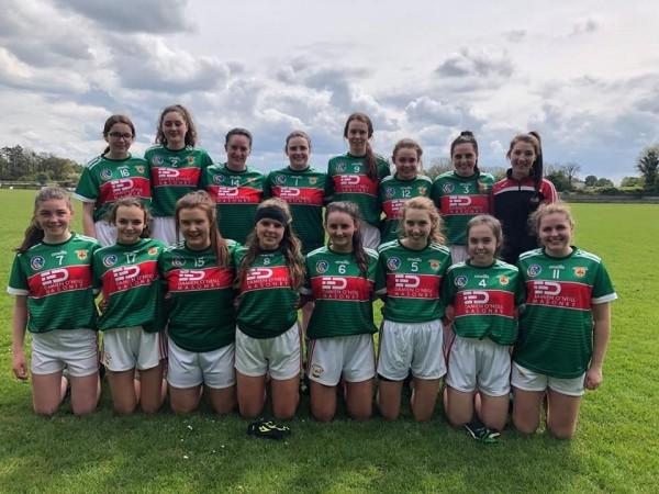 Junior Ladies Football Shield Final Sunday in Shannon