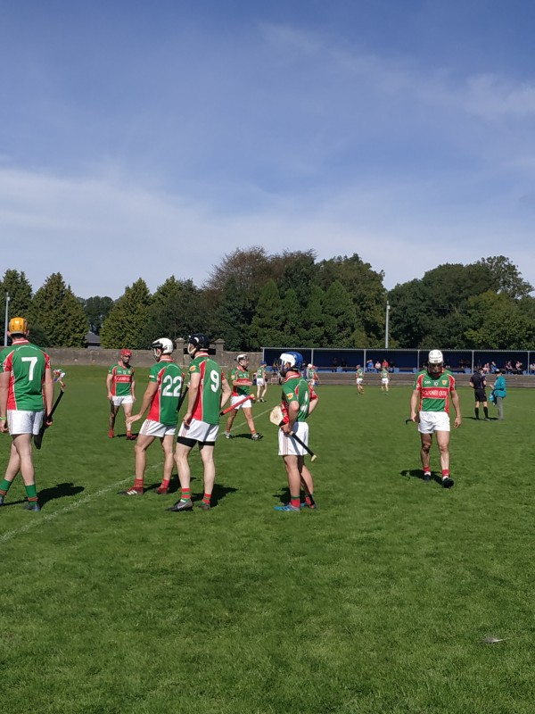 Junior Hurlers bow out at semi final stage