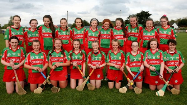 U14A Camogie Championship Cup Final Saturday at noon