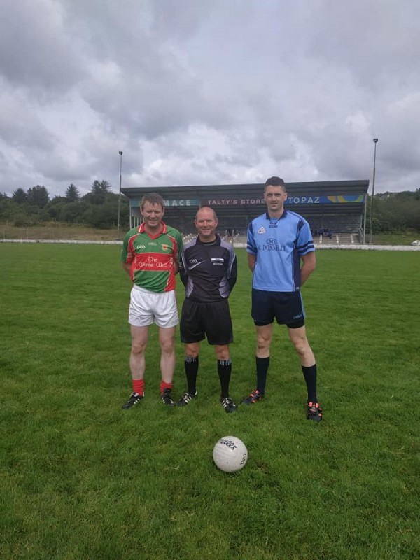 Junior football in QF Actin Saturday at 5pm in Shannon