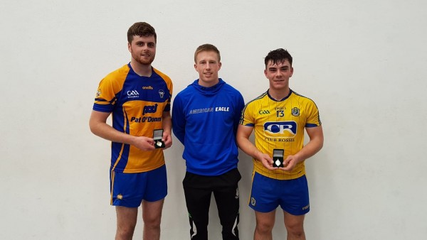 All Ireland Title for Fergal Coughlan