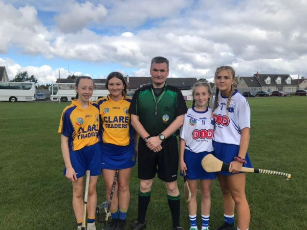 Clare U14 Camogie Blitz with Clooney Quin well represented