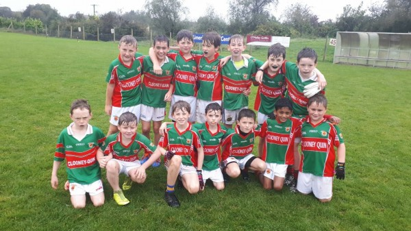 U10 Boys play Stephen Cahill Football Tournament at Mungret